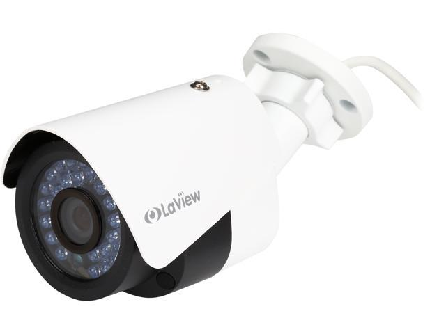 LaView LV-PB932F4 Advanced 2MP Full HD 4mm Fixed Lens 30 IR LEDs Outdoor  PoE IP Camera - Newegg com