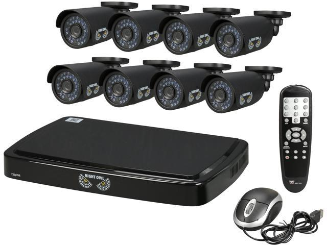 Night Owl B-A720-81-8 8 Channel Smart HD Video Security