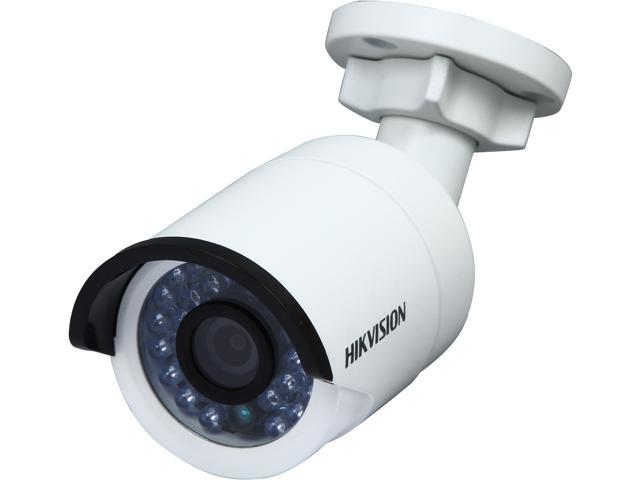 Hikvision Camera DS-2CD2032-I-4MM Bullet IP66 3MP 4MM Day and Night IR POE  12 DC Retail - Newegg com