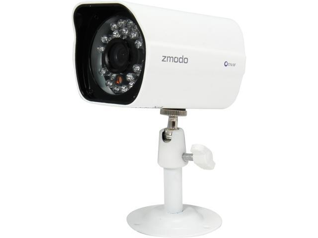 Zmodo ZP-IBH13-W HD 720P Day/Night Outdoor Wireless IP Camera with QR Code  Smartphone Setup - Newegg com