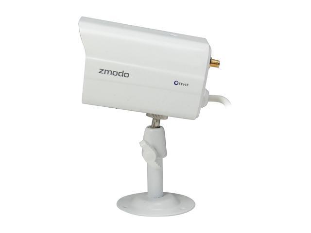 Zmodo ZP-IBH13-W HD 720P Day/Night Outdoor Wireless IP Camera with QR Code  Smartphone Setup - Newegg com