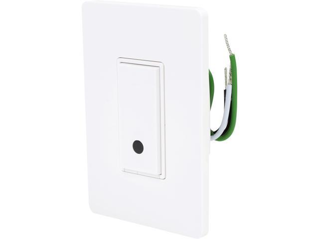 Wemo Light Switch, Wi-Fi enabled, control lights from your phone, works  with Alexa - Newegg com