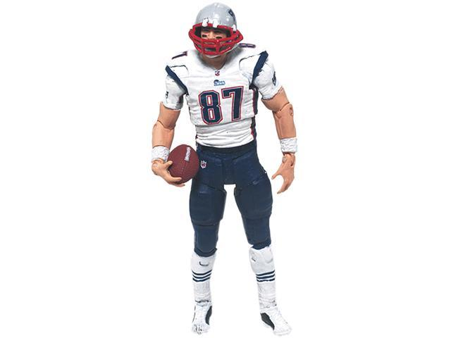 McFarlane Toys NFL Playmakers Series 4 Rob Gronkowski Patriots (4 Inch  Figure) 5dcd43c6a