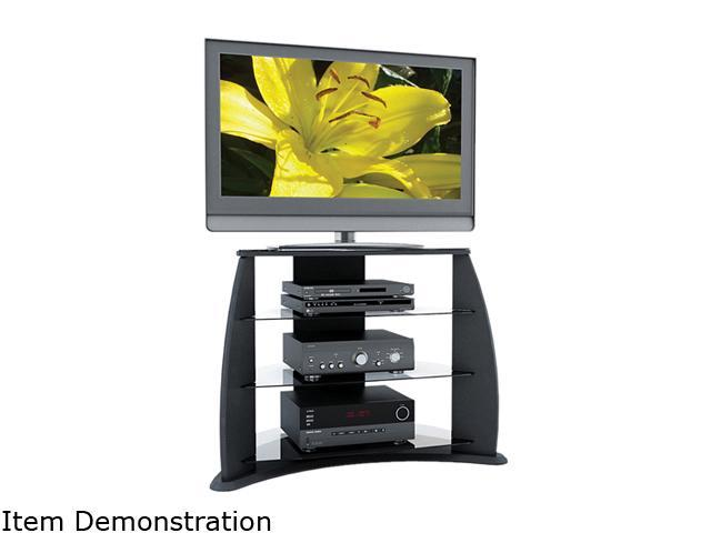 Sonax Fp 3000 32 46 Florence 34 Midnight Black Tv Stand With