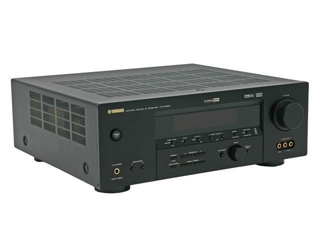 YAMAHA HTR-5850 6.1-Channel Digital Home Theater Receiver on