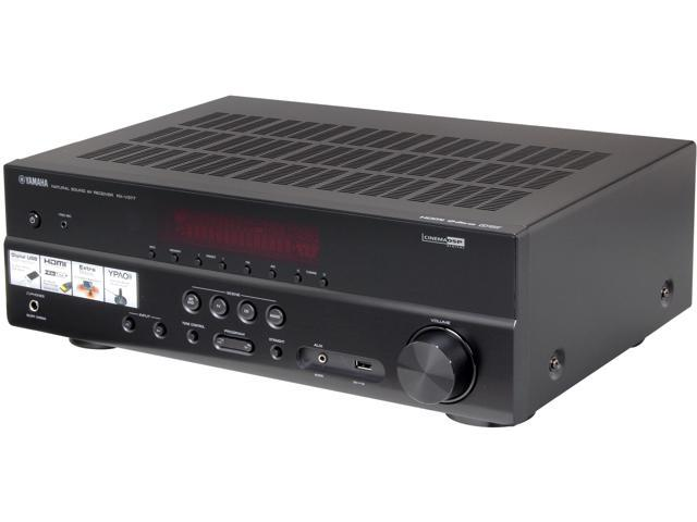 Yamaha RX-V377 5 1 Channel AV Receiver - Newegg com