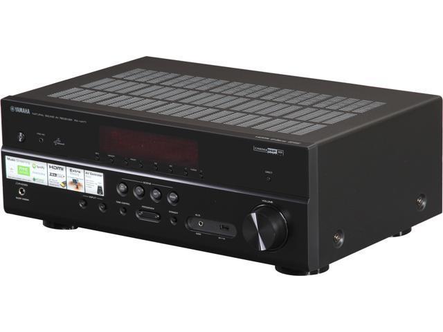 Yamaha RX-V477 5 1 Channel Network AV Receiver - Newegg com