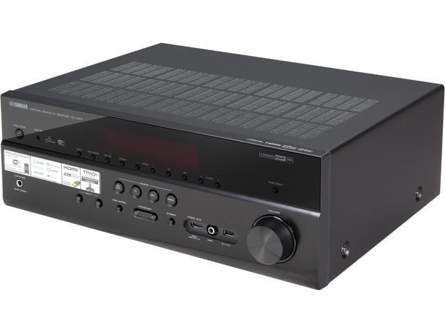 Yamaha RX-V677 7 2 CH Home Theater AV Receiver with Wi-Fi - Newegg com