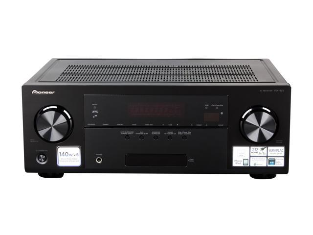 Pioneer VSX-822-K 5.1-Channel 3D Ready A/V Receiver - Newegg.com on