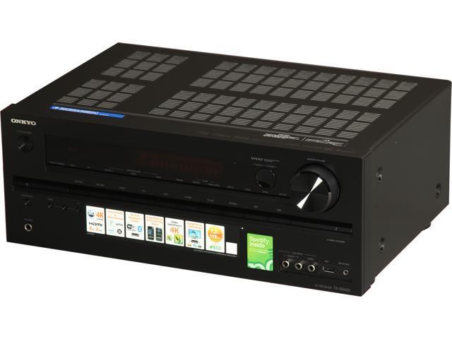 Onkyo TX-NR626 7 2 CH Network Home Theater AV Receiver - Newegg com