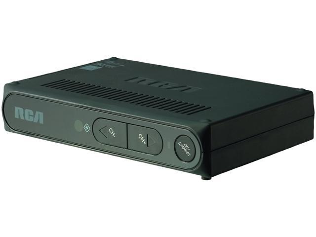 rca dta800b1 digital to analog converter box newegg com rh newegg com rca digital converter box manual codes rca digital converter box manual
