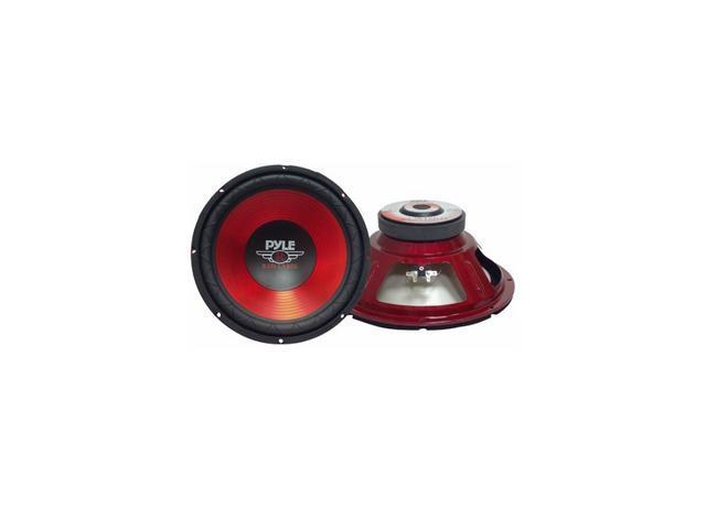 Pyle 10 U0026quot  600w Single Voice Coil Car Subwoofer