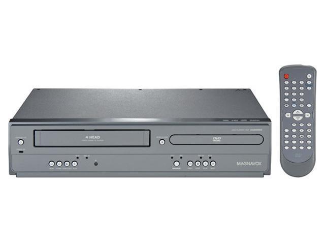 Used - Very Good: MAGNAVOX DV200MW8 DVD/VHS Combo Player - Newegg com