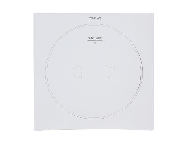 Polk Audio RC80i White Round 8