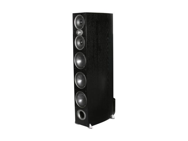 Rti A9 Black High Performance Floor Standing Speakers Newegg Com