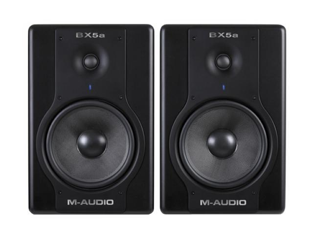 m audio studiophile bx5a deluxe musicial instrument. Black Bedroom Furniture Sets. Home Design Ideas