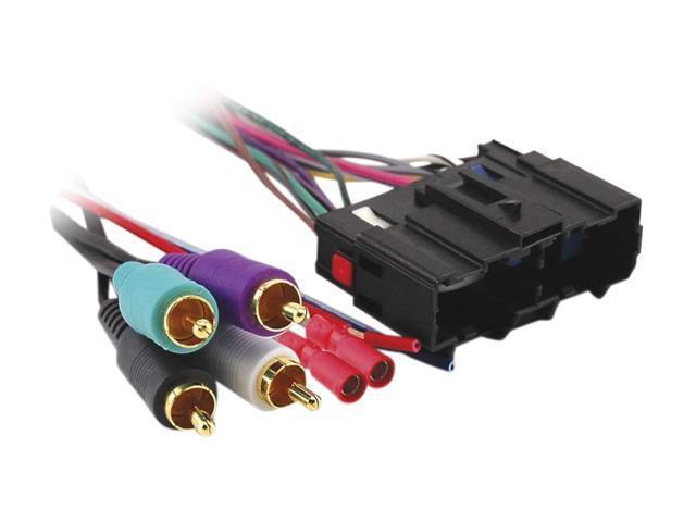 Metra 06-Up GM LAN Harness w/ OnStar / Amp on onstar antenna, onstar modules, onstar controls, onstar ignition,