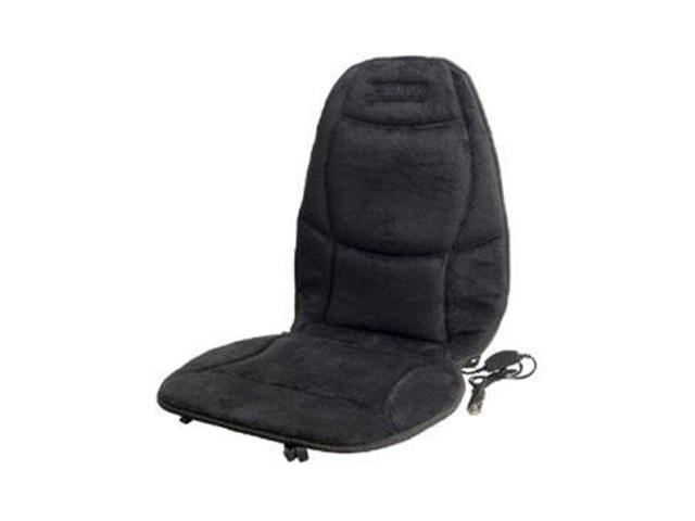 Wagan Velour Heated Seat Cushion Black 9438 Newegg Com