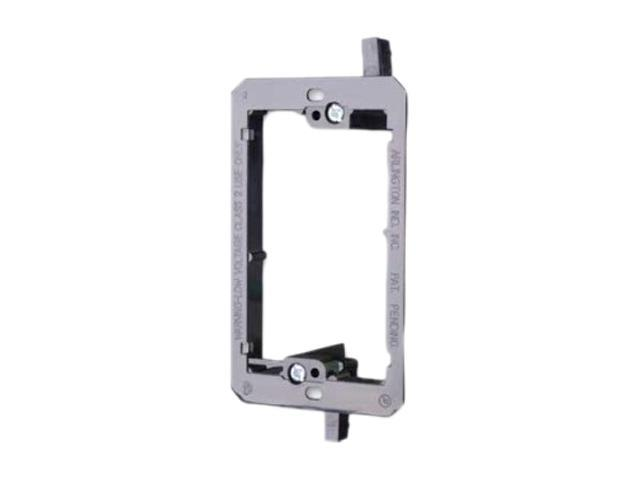 Vanco LV1 Single Gang Low Voltage Wall Bracket