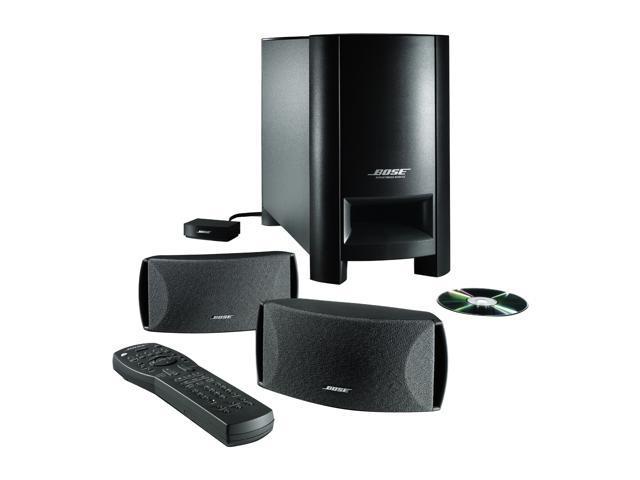 BOSE® CineMate® Digital Home Theater Speaker System (Graphite Gray) on