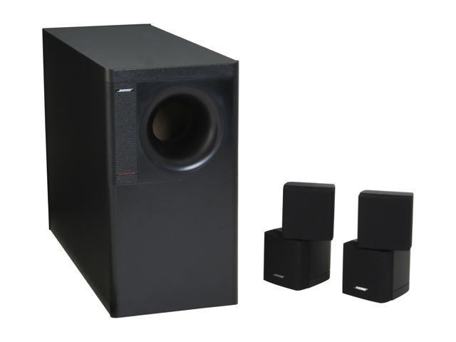 bose acoustimass 5 series iii speaker system black. Black Bedroom Furniture Sets. Home Design Ideas