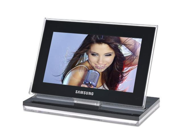 Samsung 800p 8 800 X 480 Digital Photo Frame Newegg