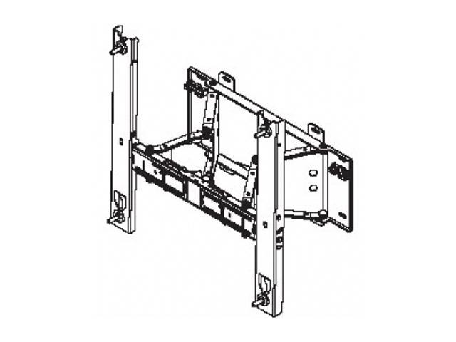 Samsung Wmn4655md Wall Mount For Flat Panel Display