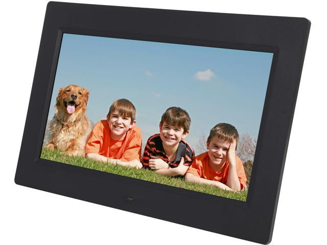 Aluratek Admpf310f 10 1024 X 600 Digital Photo Frame Neweggca