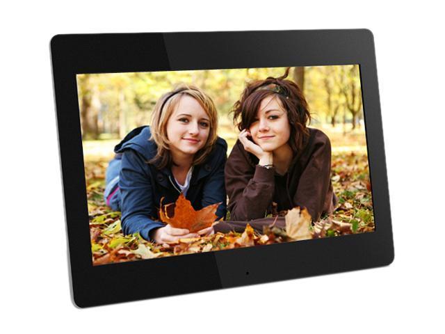 Aluratek Admpf114f 14 1366 X 768 Digital Photo Frame With 2gb Built