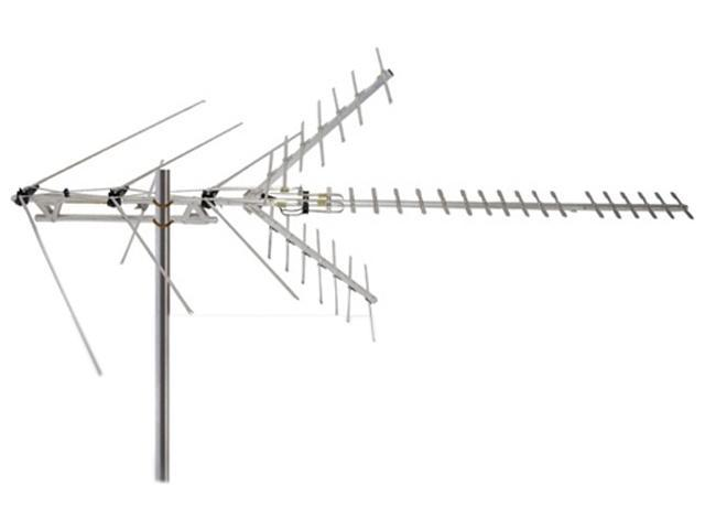 Best Attic Antenna 2020.Channel Master Cm 2020 Digital Advantage Outdoor Tv Antenna