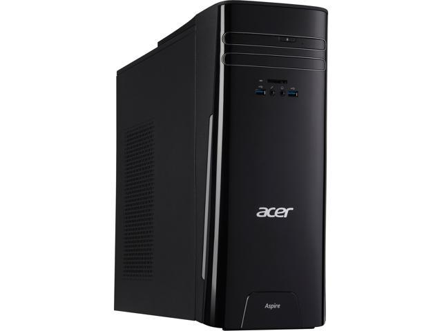 Acer Desktop Computer Aspire TC-780-AMZKi5 Intel Core i5 7th Gen 7400 (3 00  GHz) 8 GB DDR4 2 TB HDD Windows 10 Home 64-Bit - Newegg com