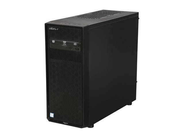ABS Focus Desktop PC Intel i7-8700K (3 70 GHz) 6-Core 16 GB DDR4 240 GB SSD  1 TB HDD Windows 10 Home 64-Bit ALI231 - Newegg com