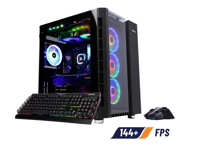 ABS iCUE Crystal C - Intel i9-9900K - Strix GeForce RTX 2080