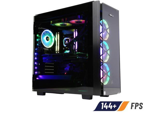 ABS iCUE Obsidian - Intel i9-9920X - Strix GeForce RTX 2080 Ti - 64GB DDR4  3200MHz - 2TB NVMe SSD - Liquid Cooling (240mm) - Gaming Desktop PC - Black