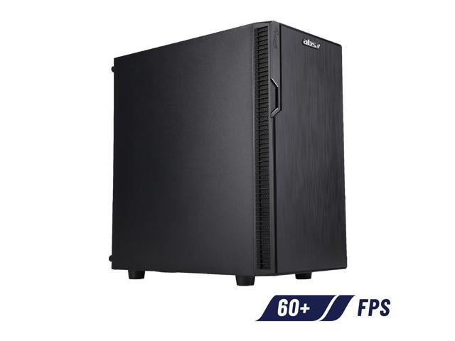 ABS Warrior - Ryzen 5 1600 - GeForce GTX 1060 - 8GB DDR4 - 480GB SSD -  Gaming Desktop PC - Newegg com