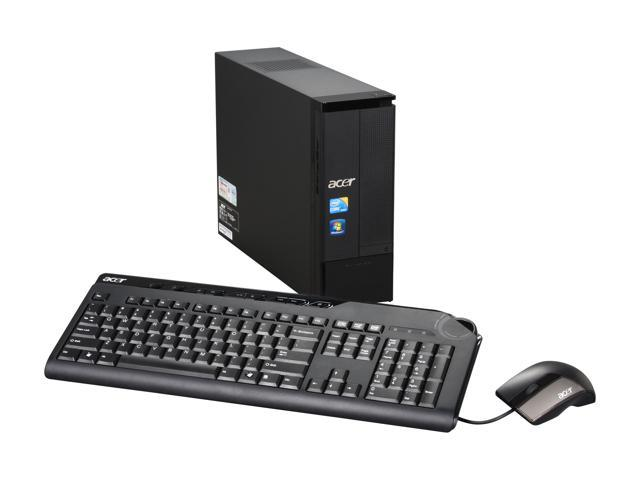 Acer Desktop PC Aspire AX3950-U2042 Intel Core i3 540 (3 06 GHz) 6 GB DDR3  1 TB HDD Intel HD Graphics Windows 7 Home Premium 64-bit - Newegg com