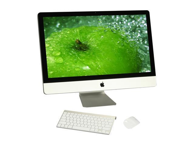 Apple iMac iMac MC814LL/A Intel Core i5 3 1 GHz 4 GB DDR3 1 TB HDD AMD  Radeon HD 6970M graphics processor with 1GB of GDDR5 memory Mac OS X 10 7  Lion