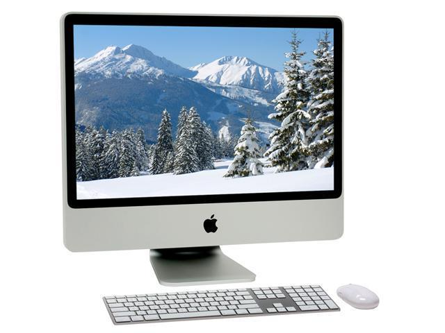 219ec2ee4 Apple All-in-One PC iMac MA877LL A Core 2 Duo 2.40 GHz 1 GB ...