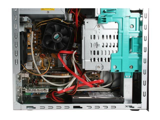 HP Desktop PC Pavilion M8120N(GC674AA) Core 2 Quad Q6600 (2 40 GHz) 3 GB  DDR2 640 GB HDD NVIDIA GeForce 7350LE Windows Vista Home Premium -  Newegg com