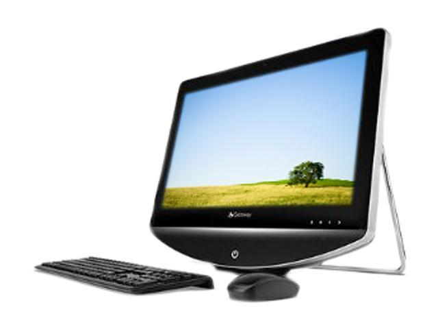 Gateway All-in-One PC One ZX ZX4931-31e Intel Pentium Dual-Core E5800 3 2  GHz 3 GB DDR3 500 GB HDD 21 5