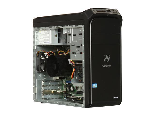 Gateway Desktop PC DX Series DX4860-UR28(DT GE0AA 004) Intel Core i5 3330  (3 00 GHz) 8 GB DDR3 1 TB HDD Windows 8 64-bit - Newegg com