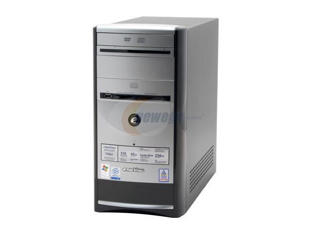 EMACHINE T2862 NETWORK DRIVERS DOWNLOAD (2019)