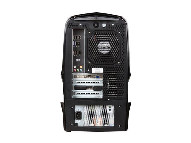 DELL Desktop PC Alienware Aurora R2 AAR2-1222CSB Intel Core i5 760 (2 80  GHz) 6 GB DDR3 1 TB HDD Dual ATI Radeon HD 5670 Windows 7 Home Premium  64-bit