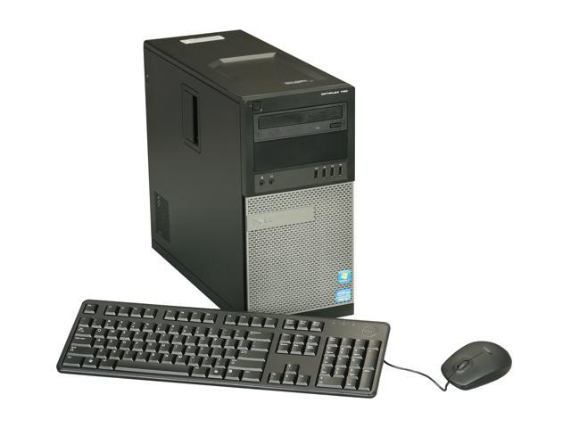 Dell Desktop Pc Optiplex 790mt 469 1797 Intel Core I5 2400 3 10