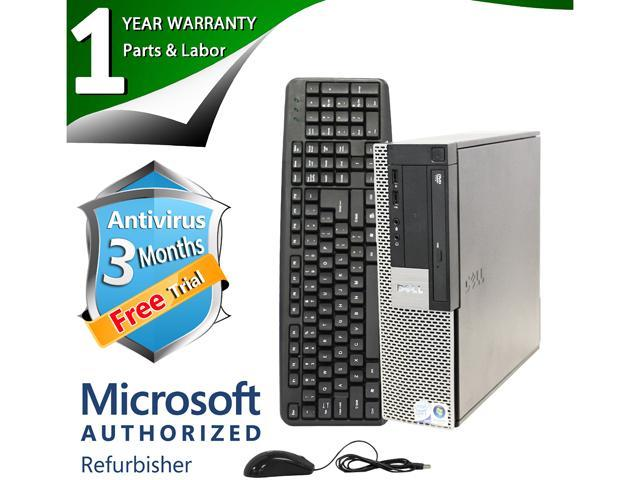 DELL Desktop Computer OptiPlex 980 Intel Core i5 650 (3.20 GHz) 4 GB DDR3 f9b37f064eb6