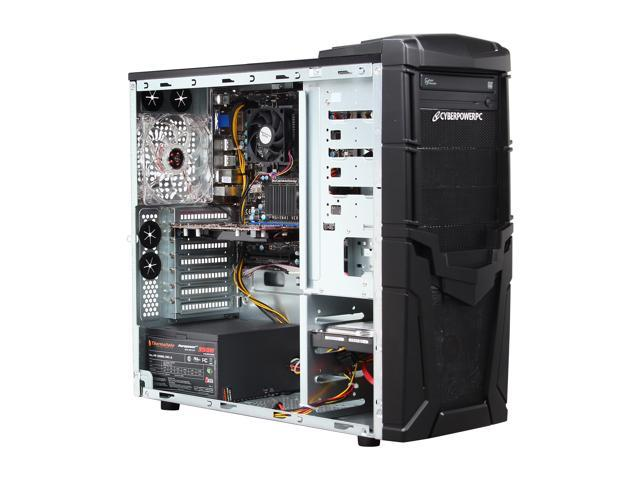 CyberpowerPC Desktop PC Gamer Ultra 2165 AMD FX-Series FX-6300 (3 50 GHz) 8  GB DDR3 1 TB HDD AMD Radeon R7 250 2GB Windows 8 1 64-Bit - Newegg com