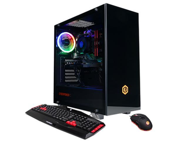 CyberpowerPC Gamer Master 9999 - Ryzen 5 3600 - 16 GB DDR4 - 1 TB SSD - AMD Radeon RX 5500 XT - Windows 10 Home - Gaming Desktop