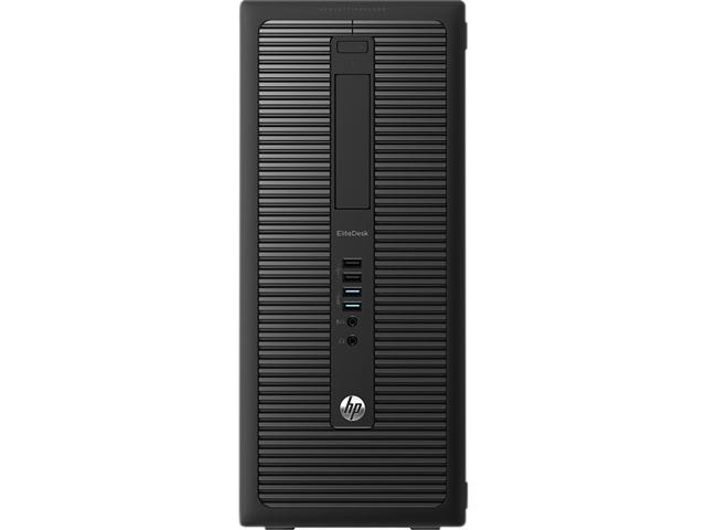 HP EliteDesk Desktop PC Intel Core i5 Standard Memory 4 GB Memory  Technology DDR3 SDRAM 320GB HDD Windows 7 Professional - Newegg com