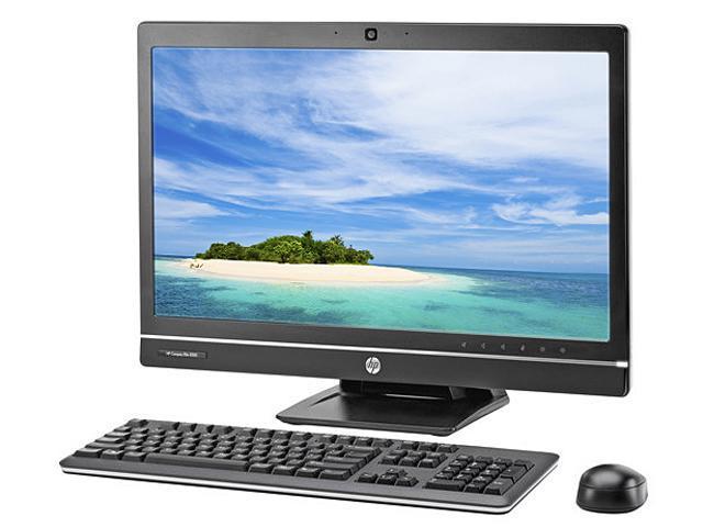HP Compaq All-in-One PC Elite 8300 (B8U44UT#ABA) Intel Core i5 3470 (3 20  GHz) 4 GB DDR3 500 GB HDD Touchscreen Windows 7 Professional 64-Bit -