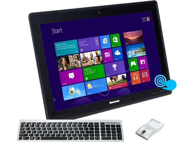 c182ab08005ec Lenovo All-in-One PC IdeaCentre Horizon 27 (57315178) Intel Core i5 ...